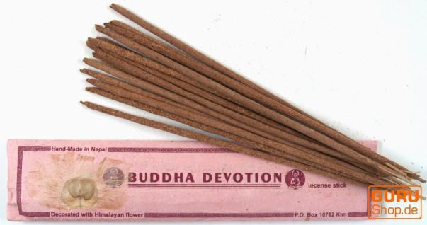 Handmade Räucherstäbchen - Buddha Devotion