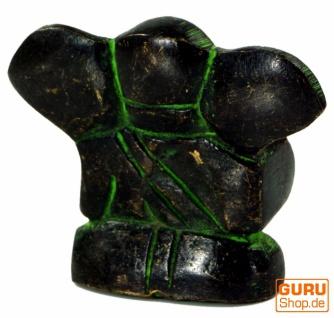 Baby Ganesh Talisman aus Indien 3, 5 cm - Motiv 1 - Vorschau 3