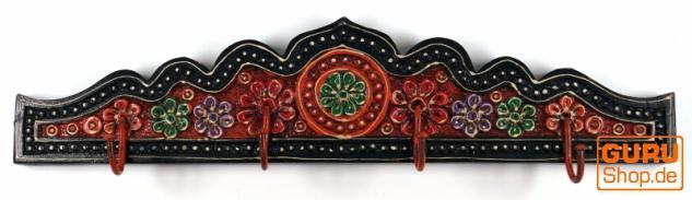 Indische Vintage Hakenleiste, Garderobe - Design 4