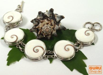 Shiva-Muschel Armband 5