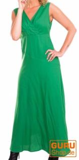 Maxikleid / Chapati Design - green