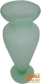 Kleine Glasvase `Frost` in 3 Farben - Vorschau 3