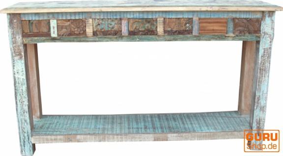 Sideboard, Highboard im Antik Look mit vielen Details - Modell 9 - Vorschau 2