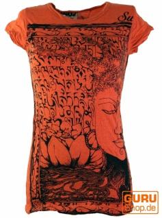 Sure T-Shirt Mantra Buddha - orange - Vorschau 1