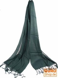 Einfarbiges dünnes Tuch in 8 Farben - Vorschau 4