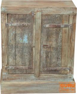 Vintage Beistellschrank, Kommode, Nachttischschrank, Flurschrank - Modell 26