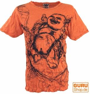 Sure T-Shirt Happy Buddha - rostorange