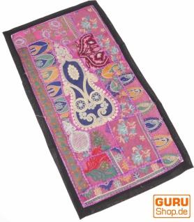 Orientalischer Tischläufer, Wandbehang, Einzelstück 85*45 cm - Motiv 18