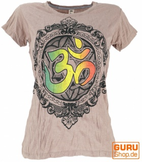 Baba T-Shirt - beige / OM
