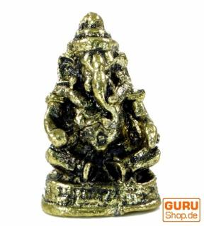 Kleiner Ganesh Talisman aus Indien - Motiv 2 - Vorschau 1
