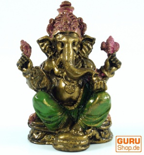Ganeshafigur aus Recin