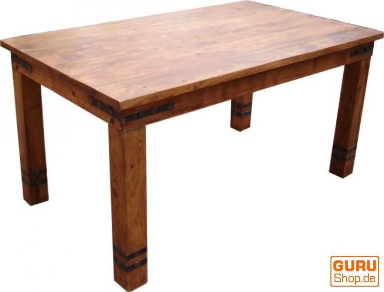 kolonialstil esstisch r509 hell klassisch kaufen bei guru shop gmbh. Black Bedroom Furniture Sets. Home Design Ideas