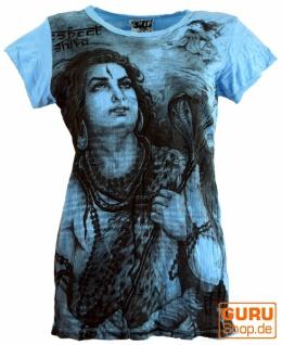 Sure T-Shirt Shiva - hellblau
