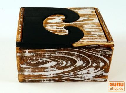 Schmuckkästchen, Holzschachtel in 3 Größen - Vorschau 2