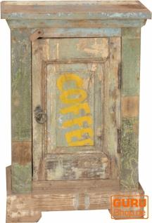 Vintage Beistellschrank, Kommode, Nachttischschrank, Flurschrank - Modell 23