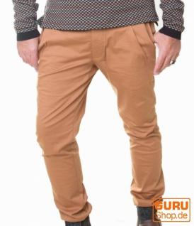 Hose aus Bio-Baumwolle / Chapati Design - brown