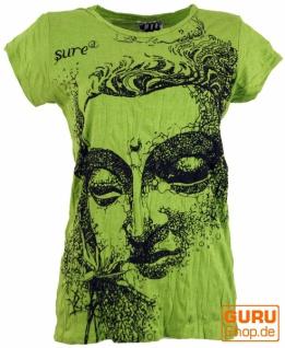Sure T-Shirt Buddha - lemon