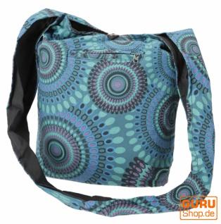 Sadhu Bag, Goa Tasche, Schulterbeutel, Einkaufsbeutel - Modell 17
