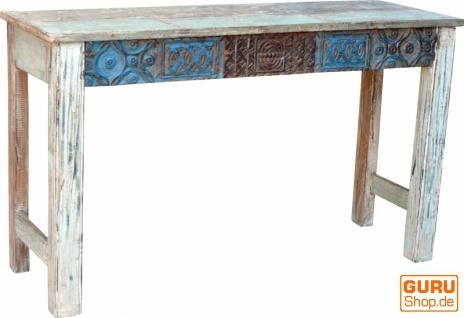 Sideboard, Highboard im Antik Look mit vielen Details - Modell 10