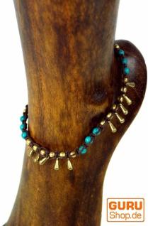 Fußkette Makramee