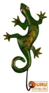Kleiner Garderobenhaken, Metall Kleiderhaken - Gecko 4