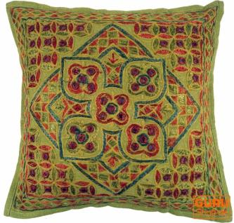 Kissenhülle, Orient Kissenbezug, Dekokissen Bezug `Maharaja` - Muster 12