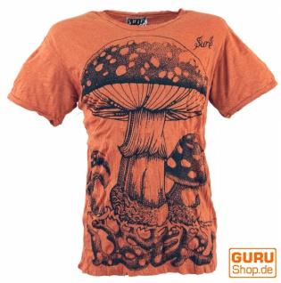 Sure T-Shirt Fliegenpilz - rostorange