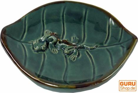 Keramik Räucherteller & Aschenbecher - Modell 7