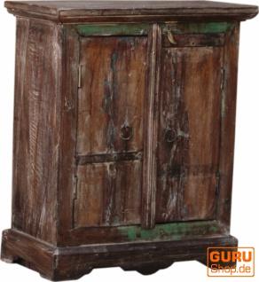 Vintage Beistellschrank, Kommode, Nachttischschrank, Flurschrank - Modell S11