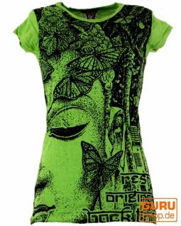 Sure T-Shirt Buddha - grün