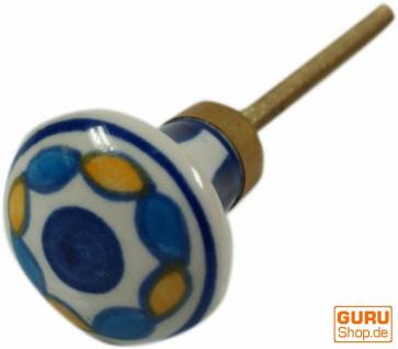 Konischer Möbelknopf Keramik - 3