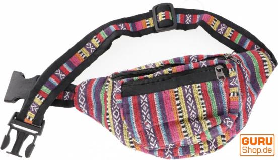 Ethno Sidebag & Gürteltasche, Hüfttasche - Modell 4