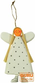 Schutzengel, Weihnachtsengel, Chrisbaumschmuck, Dekoengel in 3 Farben - Vorschau 4