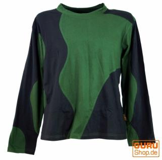 Goa Sweatshirt olive schwarz
