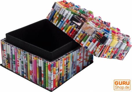 Dose, Schachtel aus Recyclingpapier - Vorschau 2