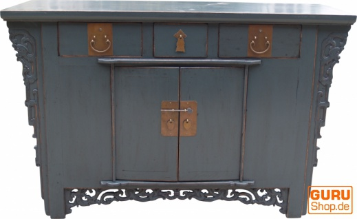 asiatisches sideboard online bestellen bei yatego. Black Bedroom Furniture Sets. Home Design Ideas