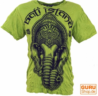 Sure T-Shirt Ganesh - lemon