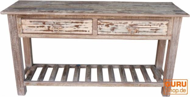 Sideboard, Highboard im Antik Look mit vielen Details - Modell 17 - Vorschau 2