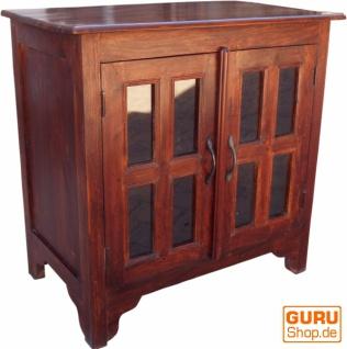 Fernsehschrank Kommode, Sideboard aus Massiv Holz - Modell 7