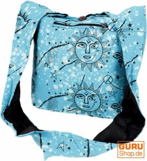 Sadhu Bag, Goa Tasche, Schulterbeutel, Einkaufsbeutel - Modell 14