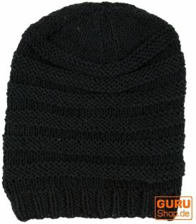Beanie, Dread Head Nepalmütze Mütze, Nepalmütze Head - schwarz b81073