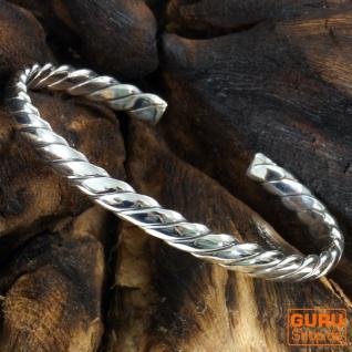 Silber Armreifen, Armspange
