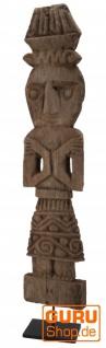 Holzfigur, Skulptur, Schnitzerei im primitiv style