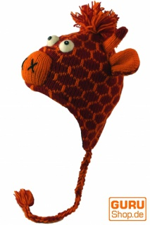 Kindermütze Giraffe - Vorschau 2
