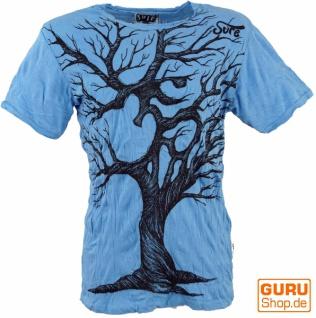 Sure T-Shirt OM Tree - hellblau