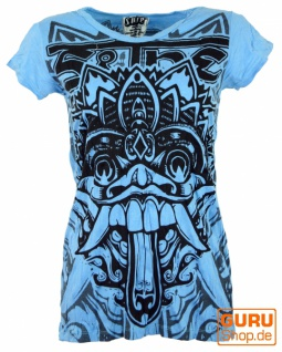 Sure T-Shirt Bali Dragon - hellblau
