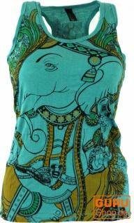 Baba Top, Psytrance - Ganesh / blau