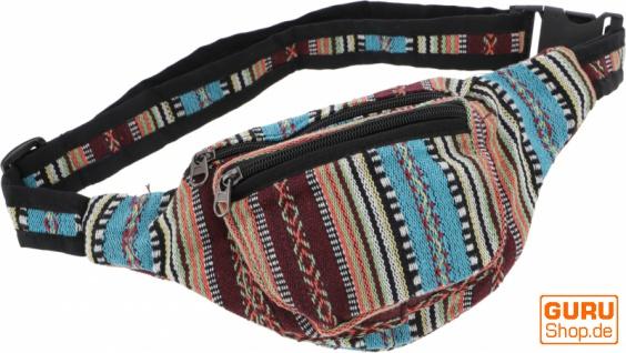 Ethno Sidebag & Gürteltasche, Hüfttasche - Modell 10