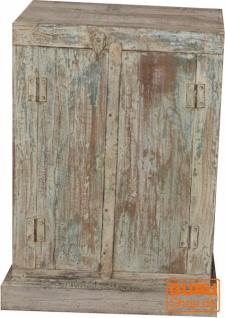 Vintage Beistellschrank, Kommode, Nachttischschrank, Flurschrank - Modell 22