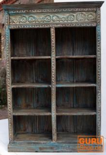 Antikes aufwendig verziertes Bücherregal - Vorschau 2